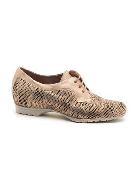 Pitillos Zapatos Cordones Mujer 6313P para Mujer