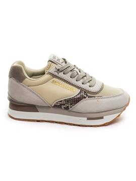 Deportivo SixtySeven 30835 Beige para Mujer