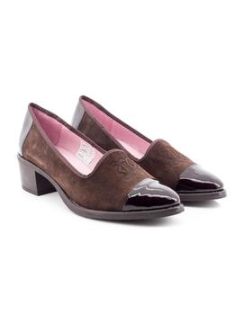 Loafer Esteve De Piel Marron 1010