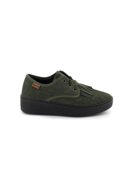 Blucher Natural World De Piel Verde