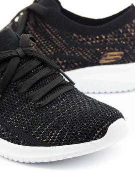 zapatillas skechers mujer 2015 negra