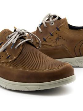 dca1d09a Zapatos Martinelli LENNY Azules para Hombre en Monchel.