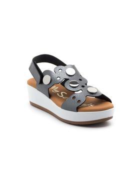 My Sandalia Sandals Oh Plomo 4334 Para Mujer AjRL35q4