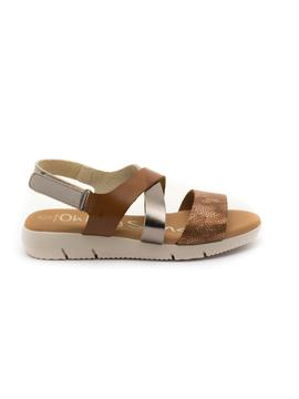 Sandalia Oh My Sandals 4315 Marrón para Mujer