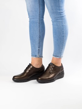 Zapato Callaghan 25609 Piel Bronce para Mujer